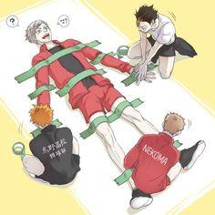 -Kokuto-的照片 - 微相册 | Lev (Gulliver), Nishinoya, Yaku, Hinata