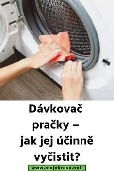 Dávkovač pračky – jak jej účinně vyčistit? Washing Machine, Home Appliances, Cleaning, Electrical Appliances, House Appliances, Washers