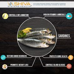 Rich in Omega-3 fatty acids and Vit-D3, Sardines are good dietary choice for living a longer and healthier life!