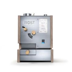 RØST Sample Roaster: By combining innovative design and technology, we are delivering sample roasters for some of the most demanding professionals in the coffee industry, meeting their increasing demand for quality and user-friendliness.