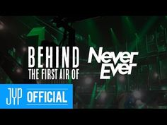 """GOT7 """"Never Ever"""" First Broadcast Stage Behind Story"""