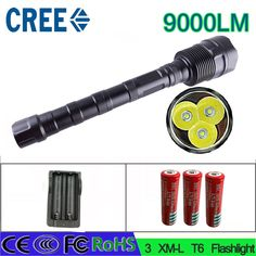 27.05$  Watch more here  - 15z30LED Flashlight High CREE XML 3T6 Power 9000Lumen 5 Mode Torch Lamp Light Super Bright led light for Camping Hunting fishing