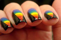 rainbow | Top Coat It