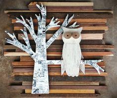 Awesome Owl art!!!