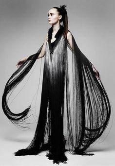 London-based knitter-designer Eleanor Amoroso