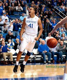 Kentucky's Trey Lyles' season gallery   Kentucky Basketball Tournament Special Galleries   Kentucky.com