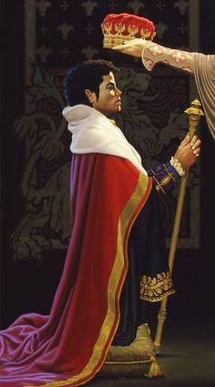#MichaelJackson  King of Pop, forever.