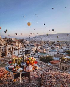 Breakfast with a fantastic view // Photography by Viktoriya Sener (tiebowtie) Travel Tours, Travel And Tourism, Travel Destinations, Travel Hacks, Cool Places To Visit, Places To Travel, Places To Go, Travel Pictures, Travel Photos