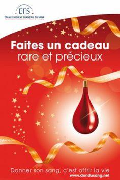 Don du sang sur le parvis de La Défense du 17 au 27 décembre | Defacto - Quartier d'affaires de la Défense