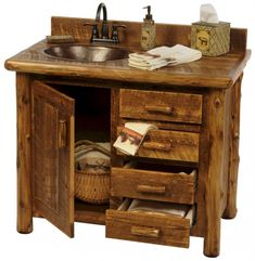 40 Rustic Bathroom Vanities Ideas Get Inspired With Perfect Designs