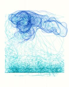 Carl Lostritto is Graduate Program Director and Assistant Professor of Architecture at Rhode Island School of Design (RISD) Line Drawing, Drawing Sketches, Drawings, Drawing Machine, Beautiful Lines, Process Art, Photoshop, Data Visualization, Geometry
