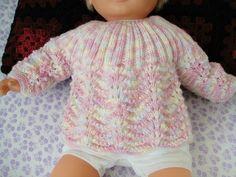 Brassière  tricotée 1 à 3 mois Cardigan Bebe, Baby Cardigan, Knit Cardigan, Pull Poncho, Pull Bebe, Drops Design, Baby Design, Bob Marley, Baby Knitting