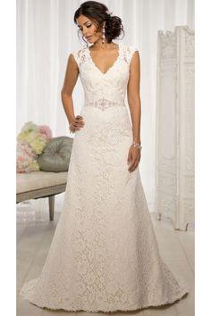vestido de novia sencillo 2015 - Buscar con Google