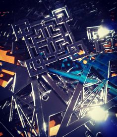 Leftover lasercut mirror pieces... Accessories?? #lasercutting #mirrors #embellishments by garrettfashion