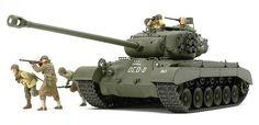 "Tamiya – U.S. Tank T26E4 ""Super Pershing"""