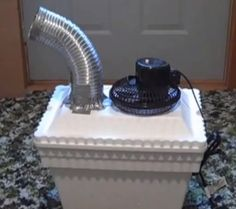 $20 Air Conditioning Unit-this is some kinda engineering.