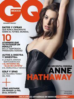 Anne Hathaway en mayo 2010.