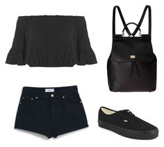 """""""Untitled #98"""" by alexandragabriela2 on Polyvore featuring MANGO, Miss Selfridge, Vans and Dolce&Gabbana"""