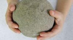 Manualidades, receta de masa de arena