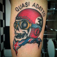 Old school tattoo