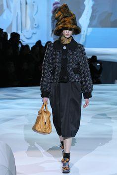 Marc Jacobs Fall 2012 Ready-to-Wear Fashion Show - Ros Georgiou