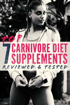 The carnivore diet is one of if not the most bioavailable diets out there.  When you drop plant matter from your dishes and replace with meat the nutrition boost is immense.  However during the transition period supplements can come in handy and that's why we show you what top carnivore diet advocates have used and recommended!   #carnivorediet #diet #dietplan #plan #zercarb #carbs #carbohydrates #keto #ketosis #weightloss #supplements #lowcarb #ketogenic Zero Carb Diet, No Carb Diets, Meat Diet, Diet Supplements, Easy Diets, Sleep Problems, Diets For Beginners, Good Energy, How To Stay Motivated