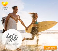 Thomas Cook UK Creative Advertising, Letting Go, Let It Be, Cooking, Kitchen, Cuisine, Lets Go, Koken, Move Forward