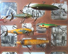 NFLCC - National Fishing Lure Collectors Club #fishlures #lureeyes #collectiblelures #glasseyesonline
