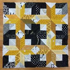 Star Plus Quilt by chelengeorge - free pattern!