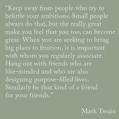 MARK TWAIN ~~Such Wise Advice for Anyone ~~                                                   By the light of the moon