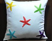Starfish Decorative Pillow