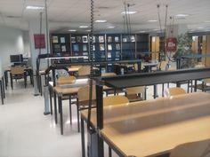 Sala de lectura Conference Room, Bar, Table, Furniture, Home Decor, Reading Room, Organize, Decoration Home, Room Decor