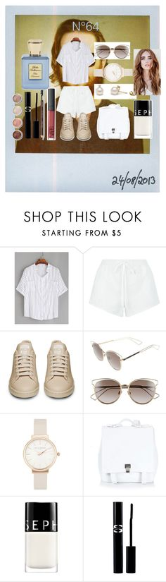 """""""N°64"""" by marlinda212 ❤ liked on Polyvore featuring Polaroid, Chloé, Christian Dior, Olivia Burton, Proenza Schouler, Sephora Collection, Sisley, Terre Mère and Bella Bellissima"""