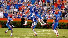 The Florida Gators <3 <3 <3