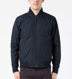 Publish Navy Eduard Woven Jacket