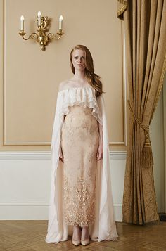 Exclusive First Look: Madiyah Al Sharqi Spring/Summer 2015