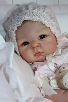 *CHEZA BABY NURSERY:  Reborn Baby Girl doll Paris Adrie Stoete by luzesperanza.romerochaparro