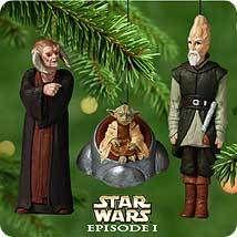 2000 Star Wars - Jedi Council | The Ornament Shop