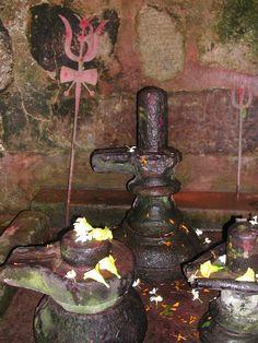 Umananda Shiva Mandir, Guwahati, Assam (India).