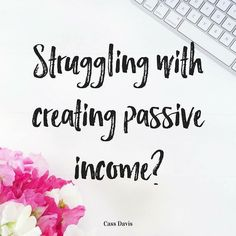 Struggling to set up passive income in your business?  You know that having some kind of passive income can help you to make more money in your business and give you more time to do the things you actually want to do like spend time with your family travel or go to the cinema on a Tuesday afternoon because you can.  But you're struggling to come up with the what and the how.  What kind of passive income can you create for your coaching or VA business and how do you put it all together?  On…