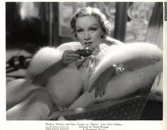 'Desire' starring Marlene Dietrich | 1936