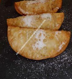 Recetas de Cocina Canaria: Truchas de batata