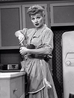 """I Love Lucy"" a classic!"