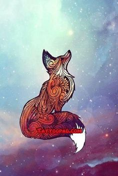 fox tattoos, tattoo designs and fox drawing. #tattoo #tattoos #ink ...