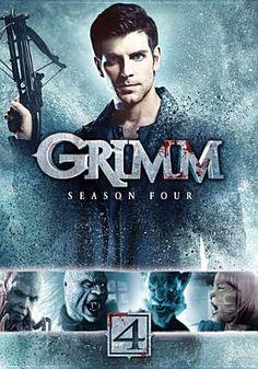 DVD: Grimm. Season Four
