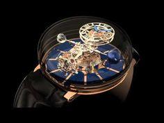 La montre Astronomia Tourbillon, un bijou d'horlogerie par Jacob&Co.