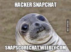 Hacker Snapchat