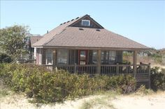 Bayberry Dune: $2,150 peak season offered through http://CarovaRentalsOBX.com  beach house vacation rental in Swan Beach