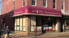 NJ, Union City,Bergenline Ave. Dining-Cuban Restaurant-El Artesano