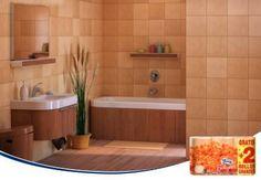 ¿Quieres cambiar el look de tu cocina o baño sin meterte en un aparatoso y costoso alicatado? La solución puede ser tan sencilla como pintar tus azulejos de otro color. Sólo hay que limpiar bien los azulejos y las juntas con agua, jabón y un cepillo, para aplicar luego un esmalte de azulejos. ¿Alguien se anima este verano?